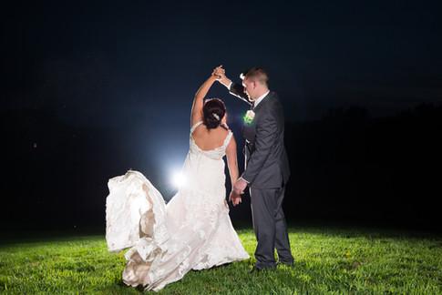 Hilltop Manor Clarklake, MI Wedding Phot