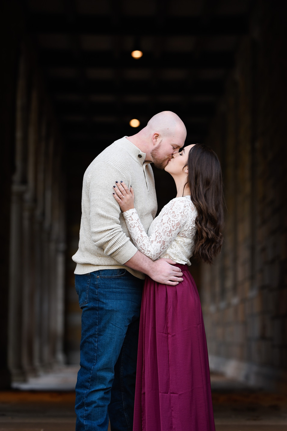 Ann Arbor, MI Engagement Photography-7.j