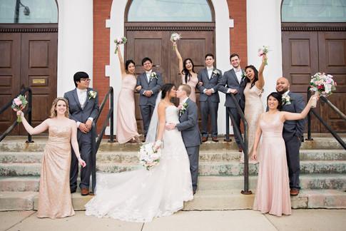 Crystal Gardens Southgate, MI Wedding Ph
