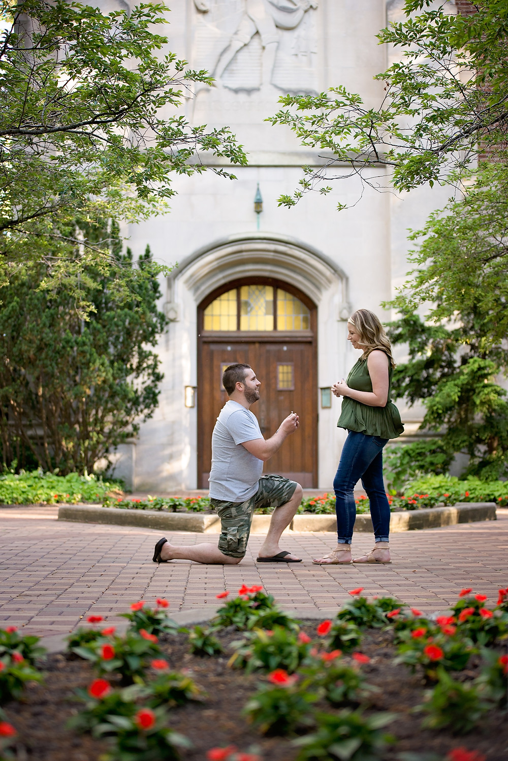 Michigan state university, Engagement session