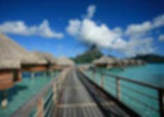 Bora Bora Overwater Bungalows