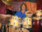 Frank drums