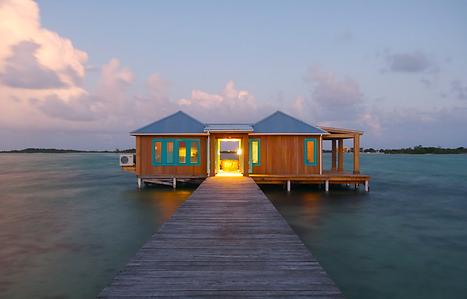 Overwater Bungalow Belize