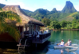 Travel Agency Tahiti Overwater Bungalows United States