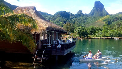 Affordable Tahiti Overwater Bungalows
