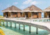 Maldives Overwater Villa