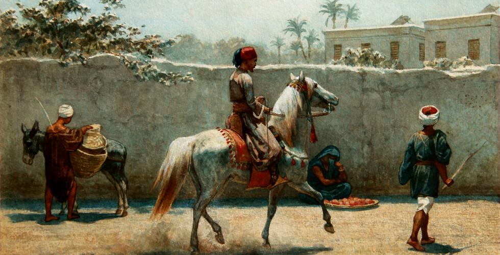 Willem Famars Testa 1834 - 1896 streetsc