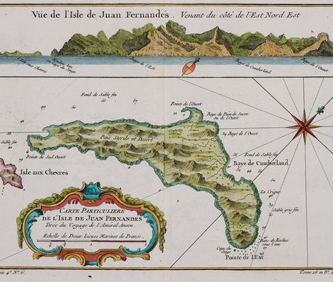 Juan Fernandez archipelago