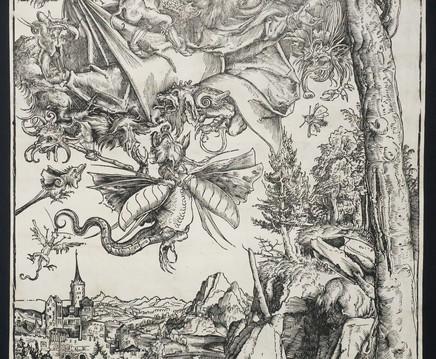 Lucas CRANACH, le Vieux  Kronach (Allemagne) 1472 † Weimar 1553