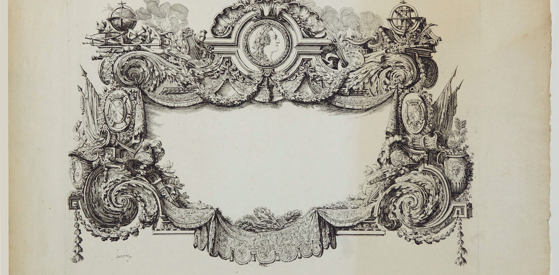 Louis Jean DESPREZ  Auxerre 1743 † Stockholm 1804