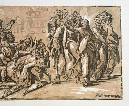 Giuseppe Niccolo VICENTINO  c.1510 – c.1540.