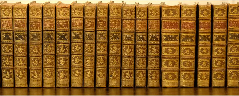 Histoire generale des Voyages ou nouvelle collection de toutes les relations de voyages par mer et par terre Chez Pierre de Hondt MDCCXLVII