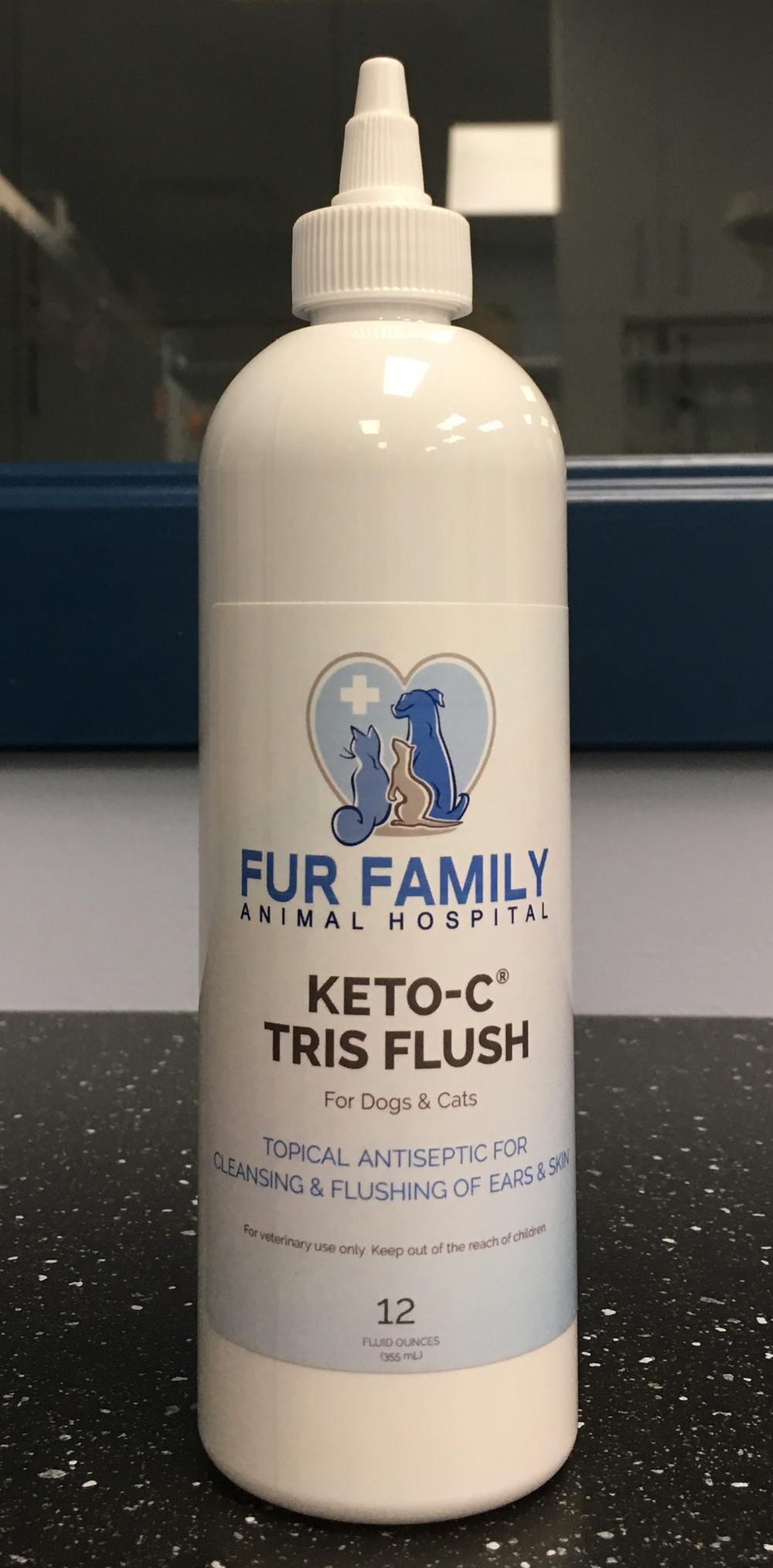 Keto-C(r) Tris Flush