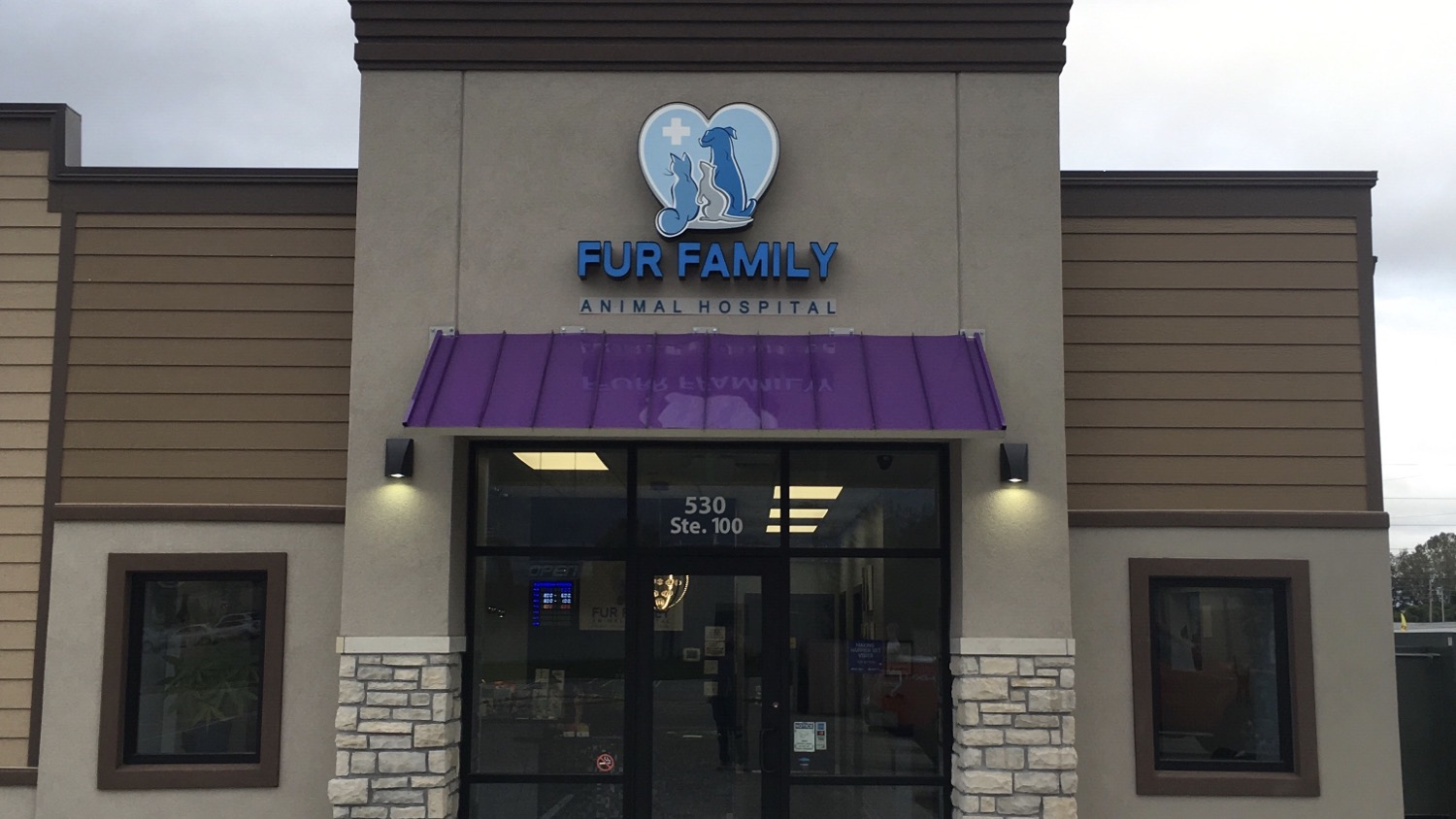 Fur Family Frontage