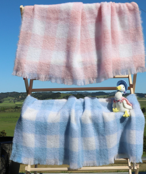 Masterweave Mohair Blue or Pink Check.JP