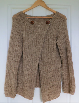 Elegant and Supremely Comfortable by Suzanne - Natural New Zealand Wool