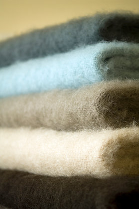 Gorgeous Mohair Blankets by Masterweave