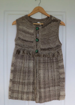 The Very Best of Weaving and Knitting by Suzanne - Natural New Zealand Wool