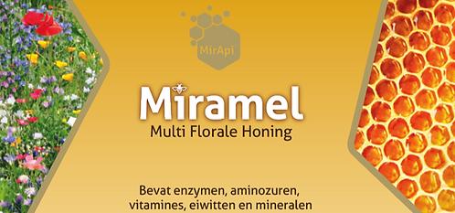 Miramel smeerbare honing