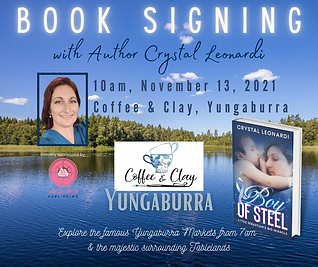 Yungaburra Book Signing.png