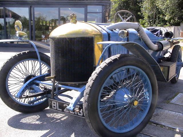 1911 Delage---