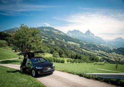 """Road Trip mit Accor Hotels und Europcar auf den Strassen von der """"Grand Tour Switzerland"""""""