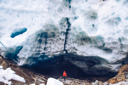 Eishöhle