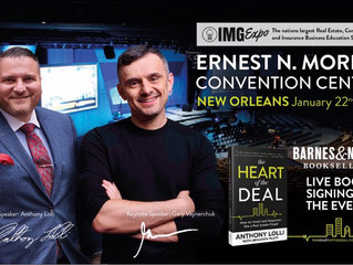 Being On Stage With Gary Vee