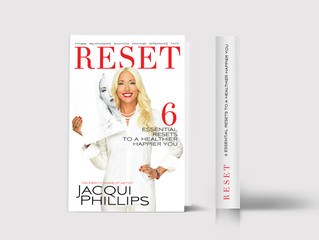 RESET YOUR LIFE - NEW BOOK