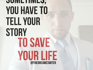 Your Story Will Save Your Life