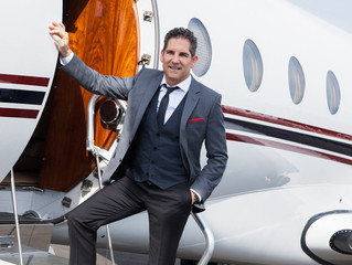 Helped By Grant Cardone (Guest Blog By Brian Sharpe)
