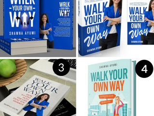 Choose Your Favorite Cover! #WalkYourOwnWay