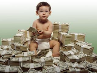 Should Entrepreneurs Disclose Their Wealthy Beginnings?