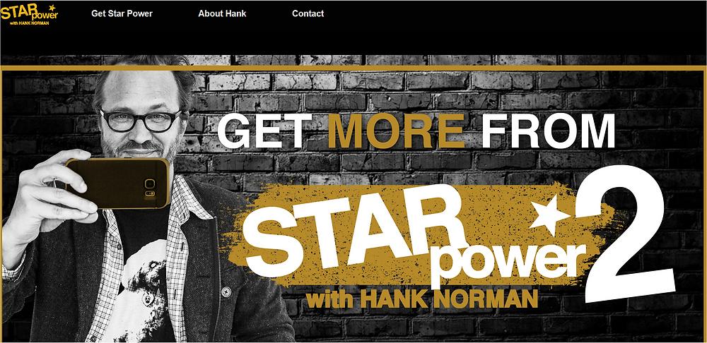 hank norman - dreamstarters-books