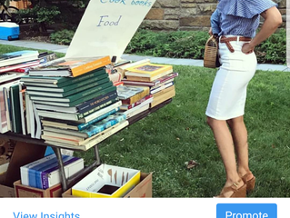Using Instagram with Your Book