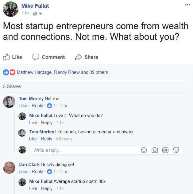 mike-fallat-facebook-most-entrepreneurs-come-from-money