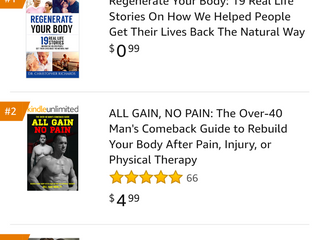 NATURAL THERAPY BOOK - #1 ON AMAZON