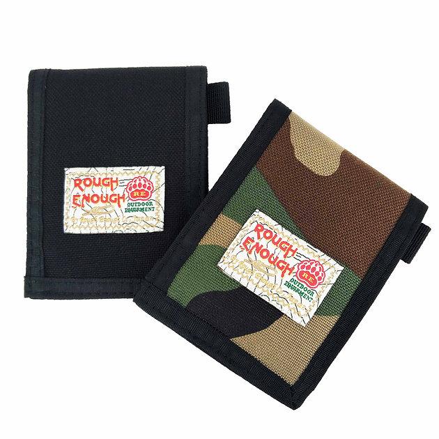 c6e7a3a50337 Rough Enough 2pcs Pack Set Premium Quality CORDURA Bifold Slim ...