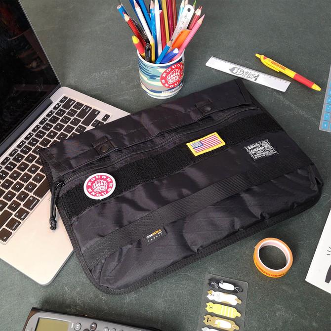 Rough Enough Laptop Sleeve Bag Document Pouch  for Men