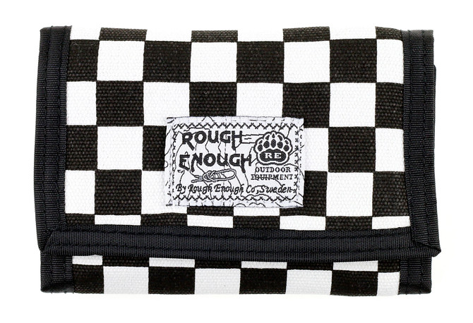 Rough Enough Plaid Small Coin Wallet Organizer Case with Zippers for Kids Boy