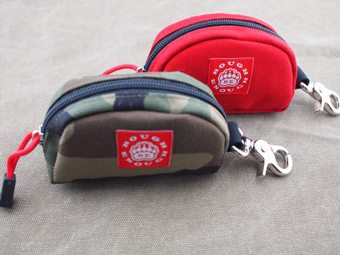 Man-carried mini coin pouch change purse for every one !