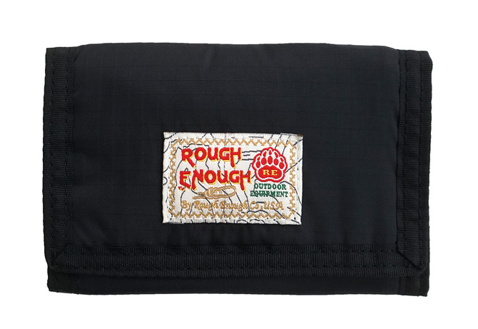 Rough Enough Casual Sport Neck Trifold Wallet Travel Pouch Key Coin Purse Credit Card Holder Organiz
