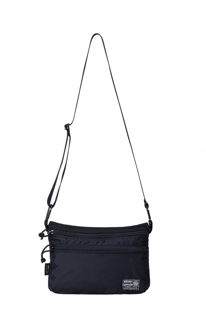 Rough Enough Functional Outdoor CORDURA Casual Small Multi Pockets Crossbody Bag Lightweight Shoulde