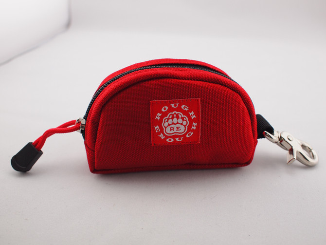 Rough Enough Durable CORDURA Nylon Small Mini Portable Coin Wallet Bag Key Purse Change Organizer Ca