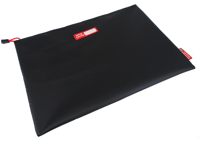 Rough Enough Tarpaulin Big A4 Document Pouch Holder Popular in Office School for Teachers Students.