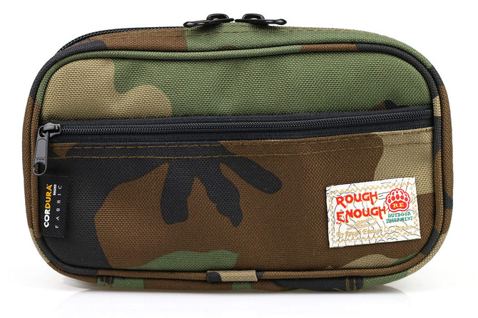 Rough Enough CORDURA Multi Functional Large Capacity Portable Tools Pouch Holder Travel Bag Cosmetic