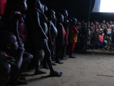 500+ to watch 'Jesus' film in Lonkundo.j