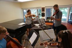 String trio coaching