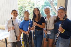 Clarinets!