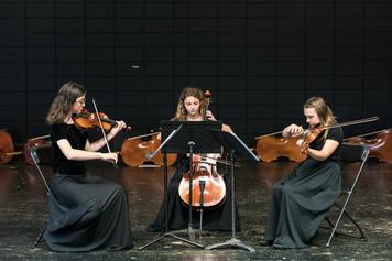 Pergolesi Trio Waya 2019
